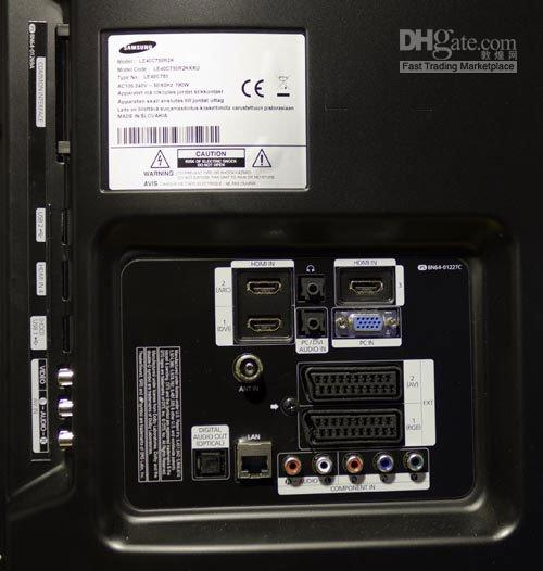 V+ / TV / Blu-ray surround connections? - Cable Forum